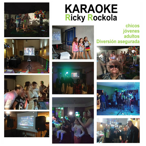 alquiler de proyector, pantalla, sonido, discoteca y karaoke