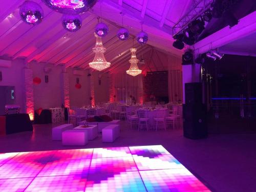 alquiler de salón de fiestas y eventos