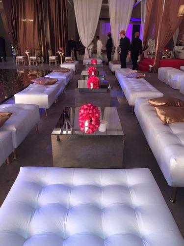 alquiler de sillas tiffany, livings, mesas, sillones, barras