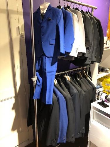 alquiler de trajes de caballeros - jovenes y niños