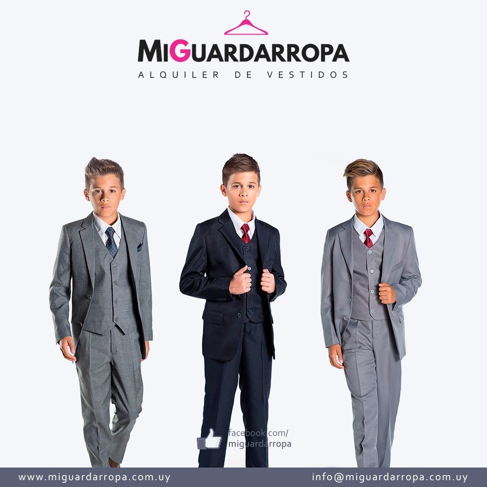 7d503210f21b Alquiler De Trajes Modernos Para Hombres Y Niños En Centro - en ...
