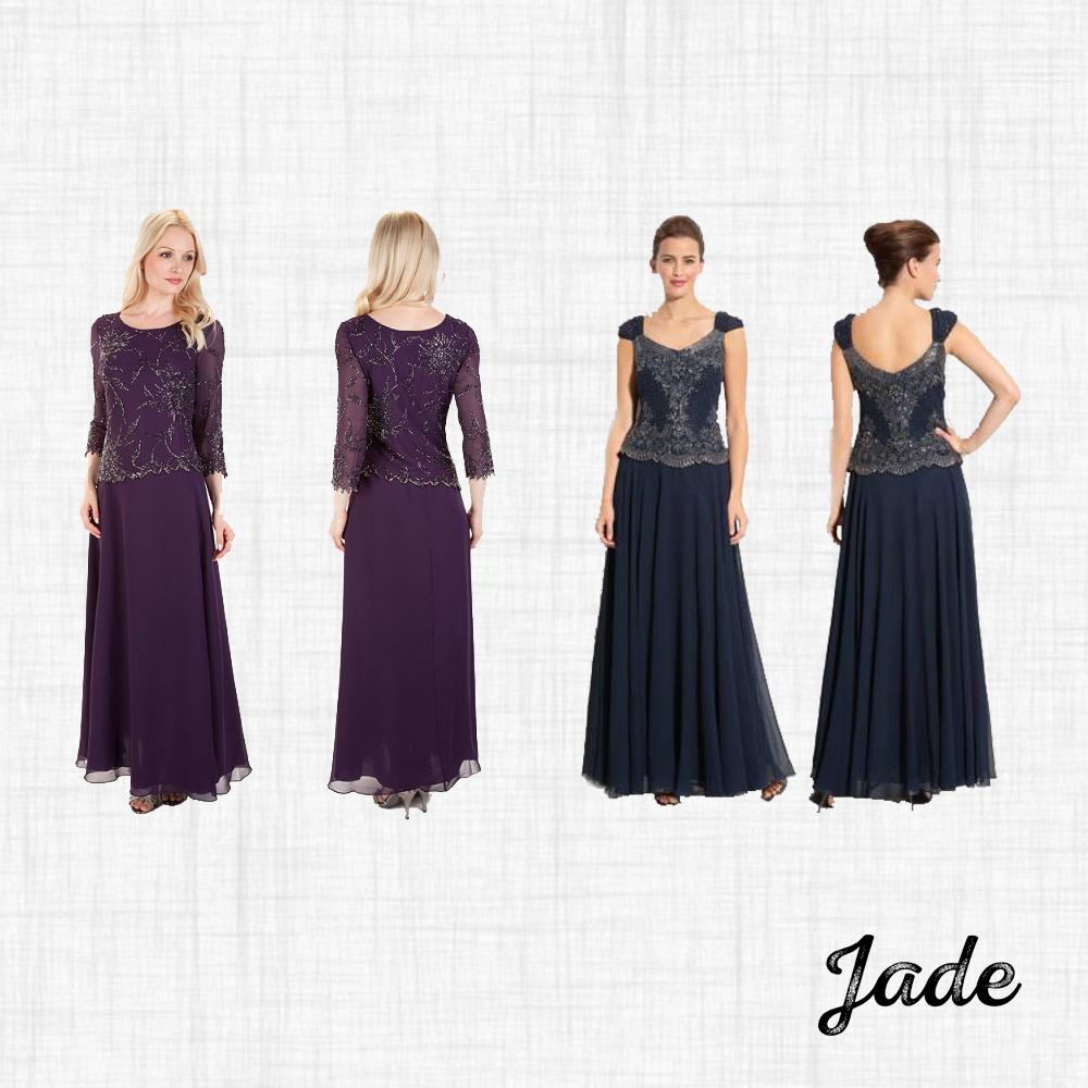 Alquiler de vestidos de fiesta jade