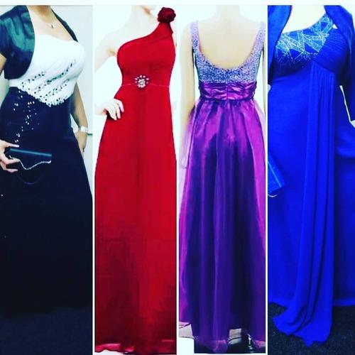 alquiler de vestidos !!! modernos y de excelente calidad!!!