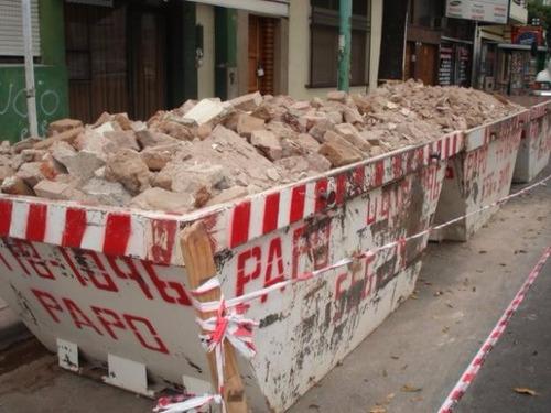alquiler de volquetes 4918-1096 hormigon elaborado  papomix