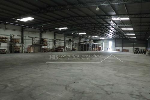 alquiler depósito logísitca industria empresa transporte