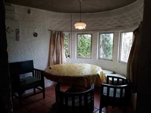 alquiler en la paloma:  casa chica   para 5 personas (max)