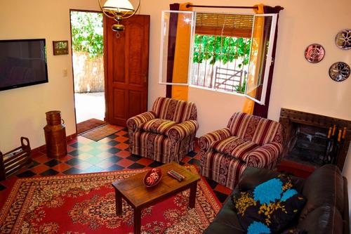 alquiler en piriapolis - casa berenice - buena ubicación.