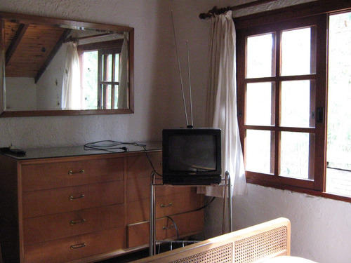 alquiler en  temporada cabaña en piriapolis pipi