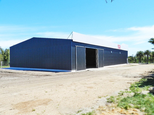 alquiler galpón local industrial 1125 m2 ruta 1 colonia