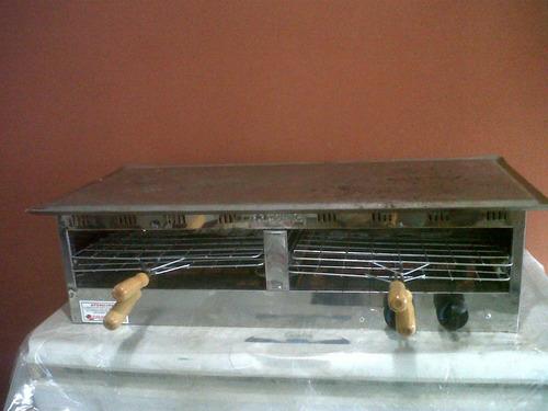 alquiler horno pizzero freezer hamburgue freidoras chafing