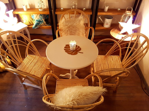 alquiler livings - sillas tiffany - puff - mesas - gacebo
