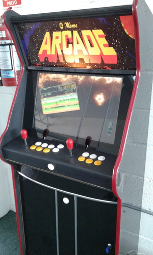 alquiler maquinitas arcade fiestas eventos