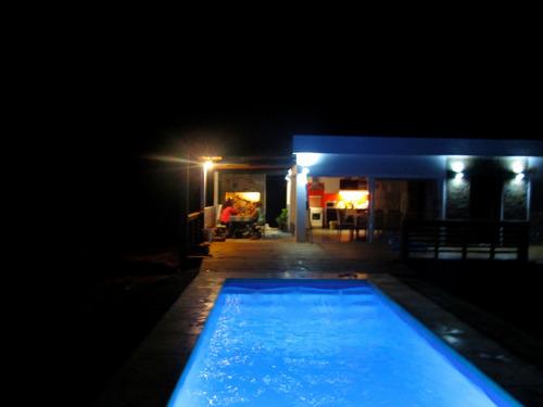 alquiler o venta casa con piscina en ocean park,  punta del
