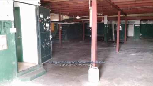 alquiler o venta local ideal depósito o taller. 250m²