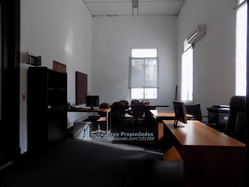 alquiler oficina ciudad vieja delrey propiedades