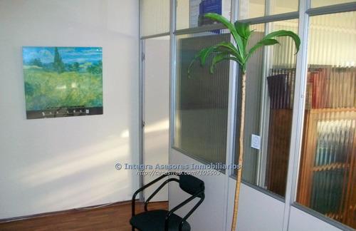 alquiler oficina con terraza cordon sur