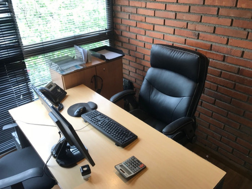 alquiler oficina coworking hasta 5 personas. zona wtc