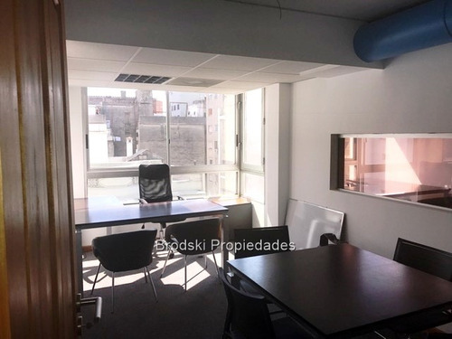 alquiler oficina inteligente 150 m2 equipada con garajes