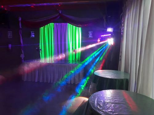 alquiler pantalla, audio, karaoke, luces, dj