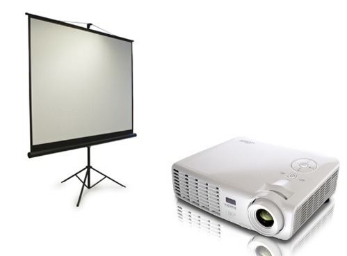 alquiler parlante, pantalla gigante, luces, karaoke, humo