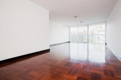 alquiler - pocitos - 3 dormitorios - 2 garajes