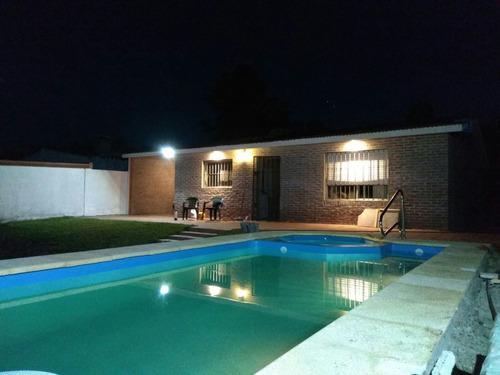 alquiler por temporada en costa azul, con barbacoa y piscina