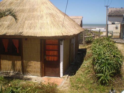 alquiler rancho  aguas dulce 3 dormitorio a 30 mtrs del mar