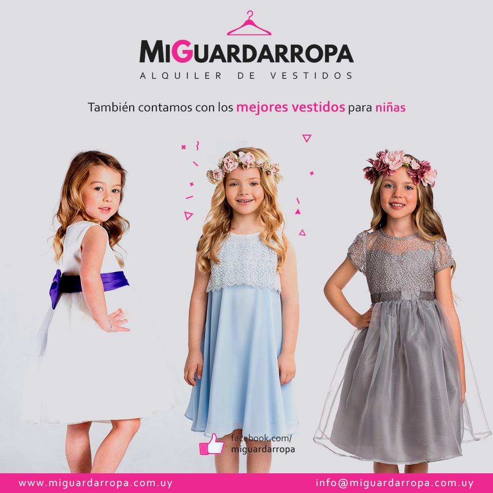 Alquiler de vestidos de fiesta on line