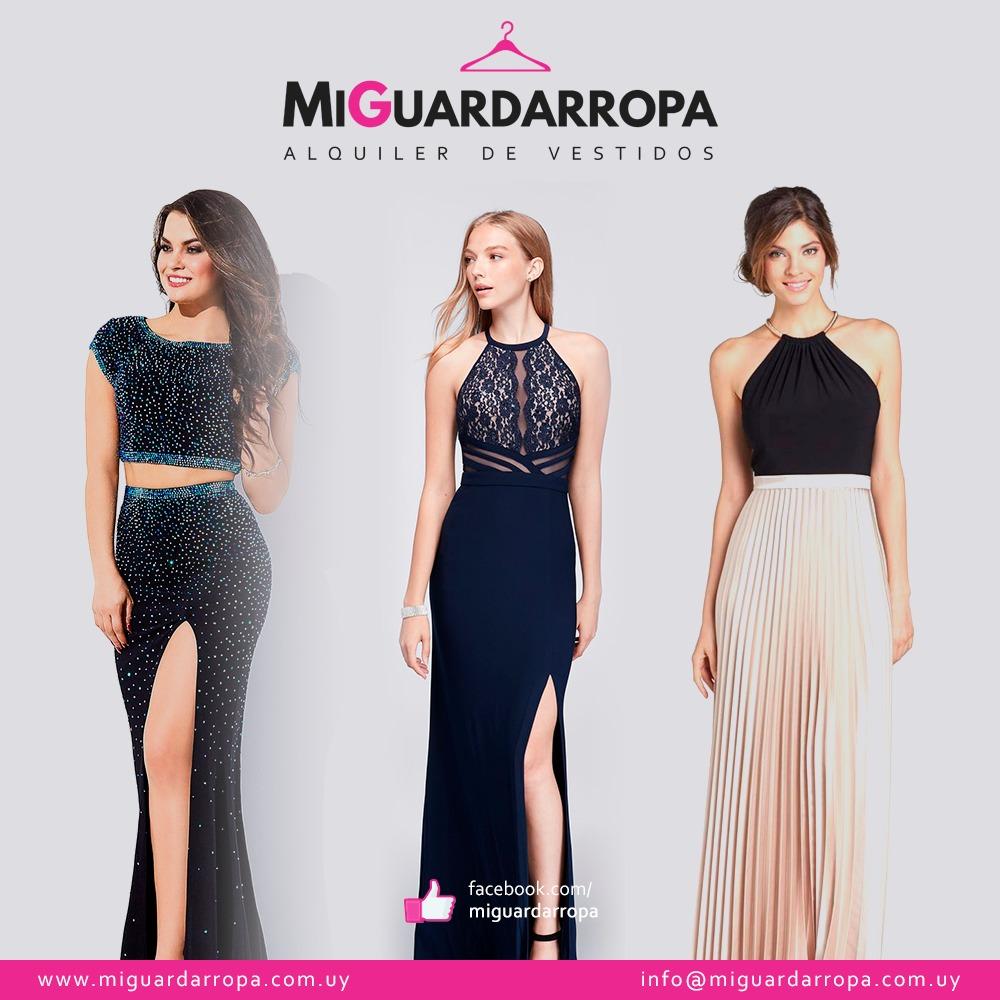 Alquiler vestidos fiesta uruguay