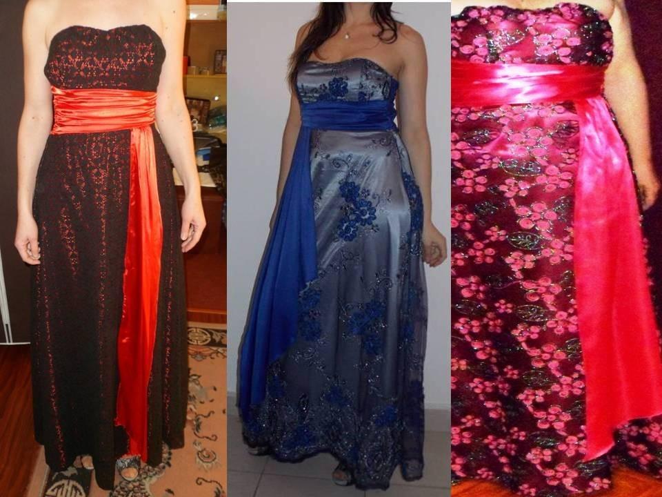 Alquiler vestidos fiesta largos