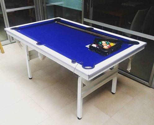 alquiler x24 hs tejo metegol ping pong pool y mas  z.oeste