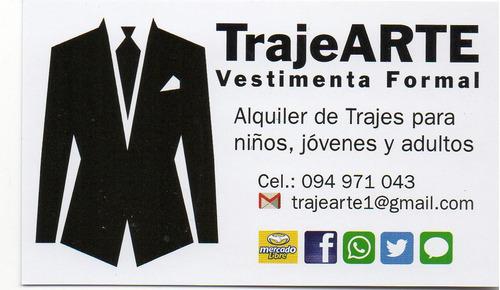 alquiler y venta de trajes de hombres - bebes-niños 29146898