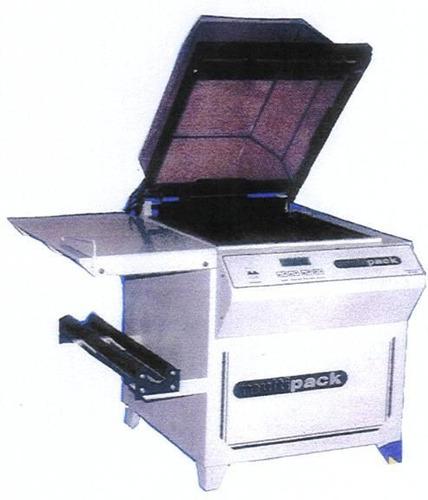 alquiler y venta equipo de empaque por termocontraccion