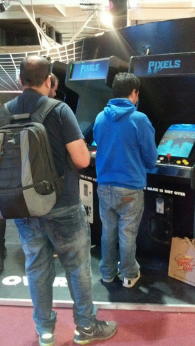 alquiler,maquina de video juego multi-arcade ( fichines ).