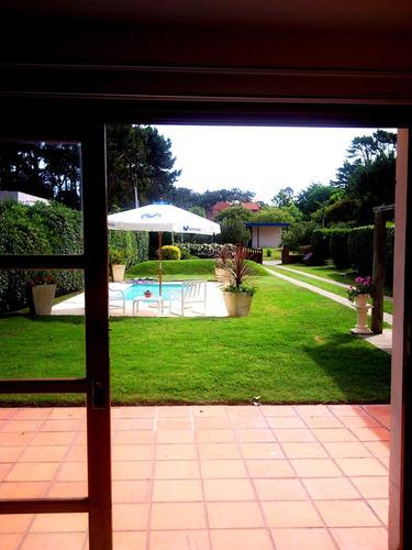 alquilo casa con piscina en punta del este!!!