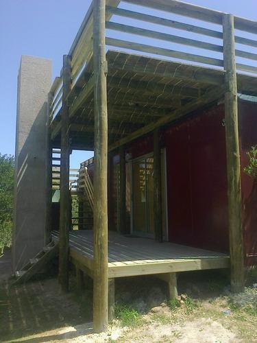 alquilo casa en punta rubia