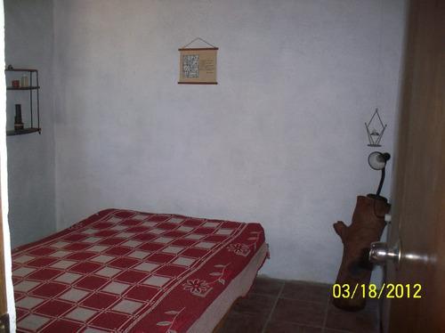 alquilo casas, cabaña en la esmeralda ideal para vacacionar