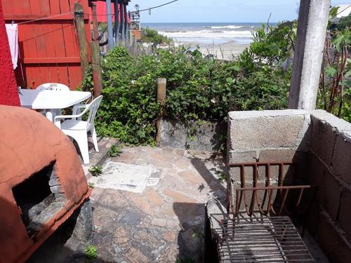 alquilo casas en aguas dulces a mts del mar, libre desde 7/1