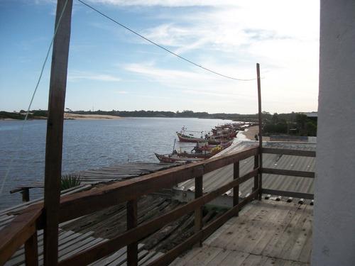 alquilo frente al mar con amplia terraza