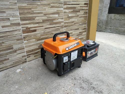 alquilo generador para camping super compacto