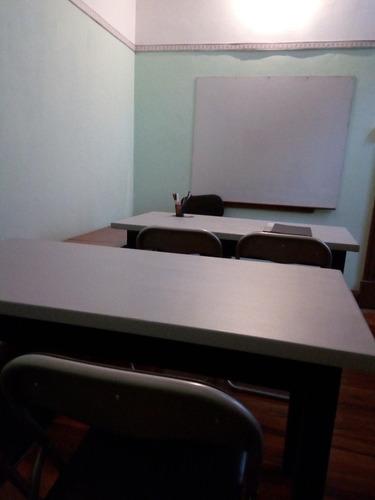 alquilo salón para clases o charlas