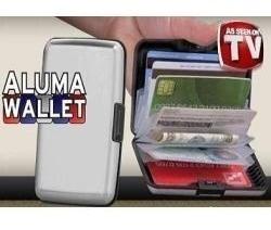 aluma wallet nuevo modelo antideslizante oferta 4 + 1