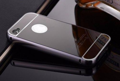 aluminio iphone estuche