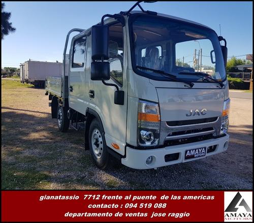 amaya camiones jac variedad de modelos 2019 c/ caja/furgon