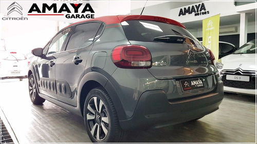 amaya citroen new c3 feel/shine 1.2 turbo 110 automatic0 0km
