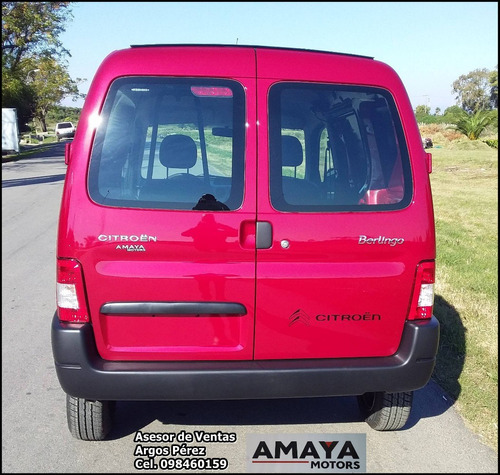 amaya citroën berlingo 1.6i business furgón