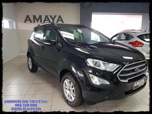 amaya ford ecosport 1.5cc 123hp modelo 2018