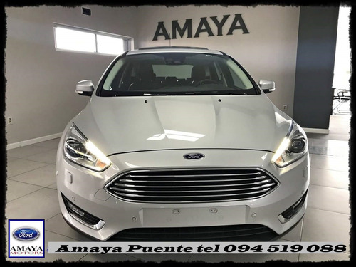 amaya ford focus hatch modelo 2018 okm en sus 3 versiones !