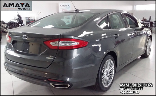 amaya ford fusion 2.0 ecoboost - contacto: 098460159