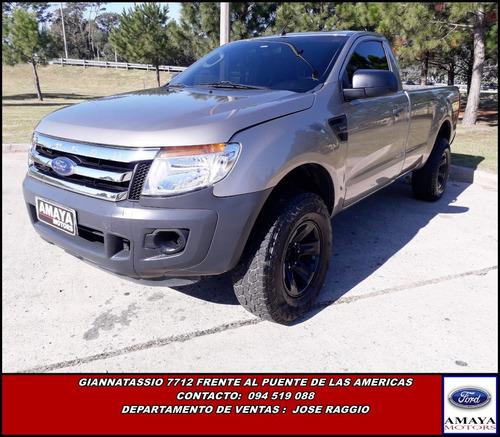 amaya ford ranger pick up 2013 4x2 manual excelente estado!!